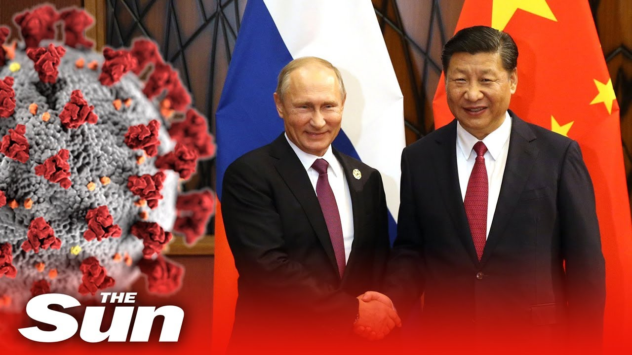 (WATCH) The Sun: Russia and China's COVID-19 myths debunked as virus cases rise over 600k