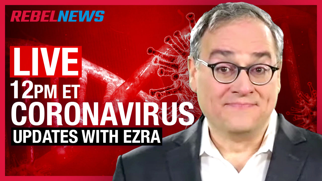 LIVE CHAT! Ezra Levant: We sent a US reporter to Roxham Road