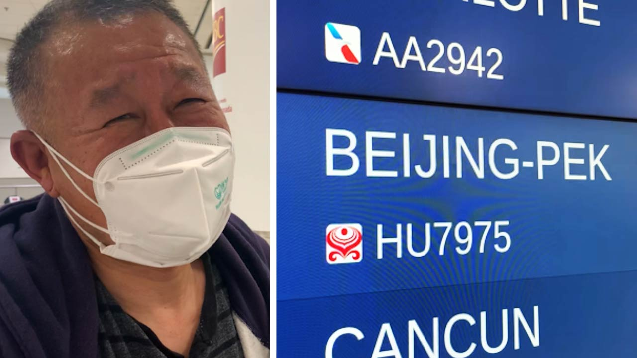 "STILL NO MASKS, ""find them yourself!"" International arrivals to Canada from London, Beijing were given no coronavirus gear"