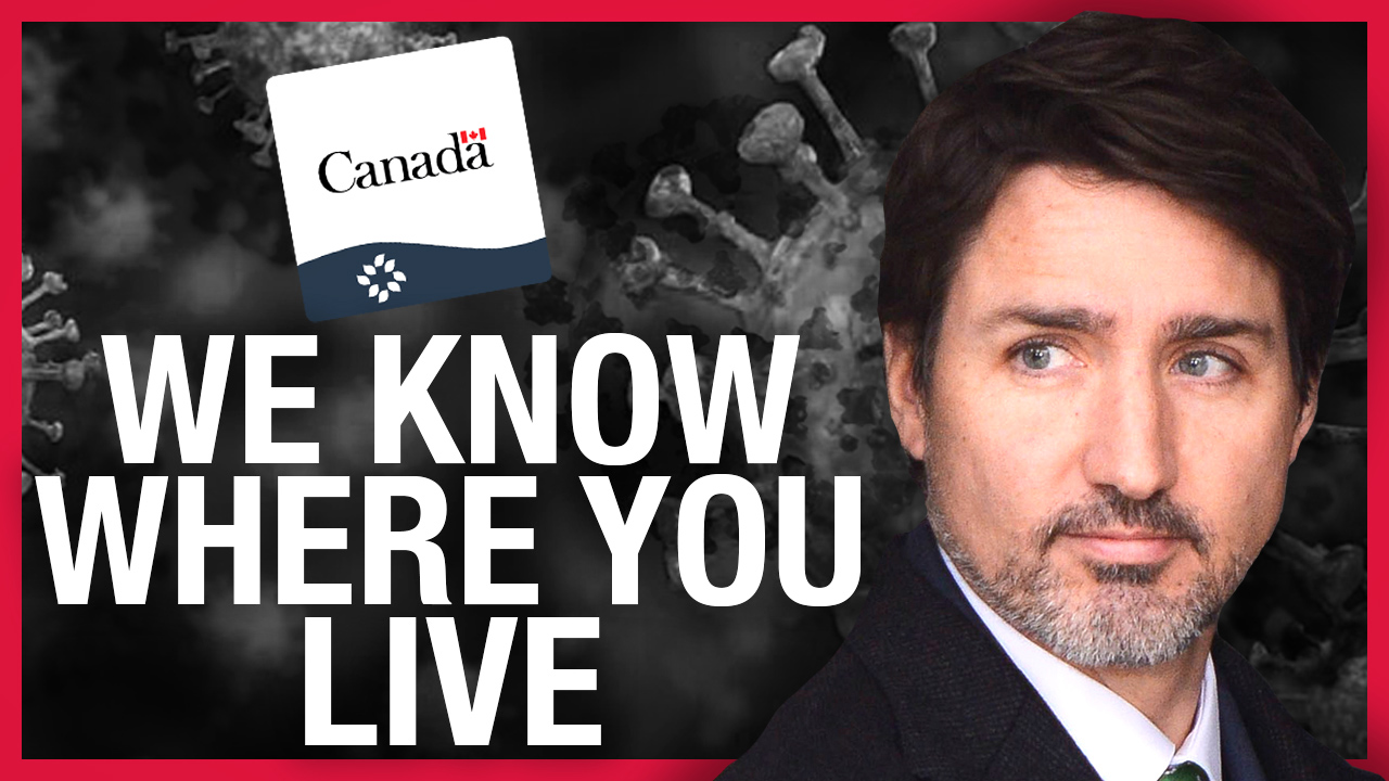 Trudeau's coronavirus phone app wants to know your location