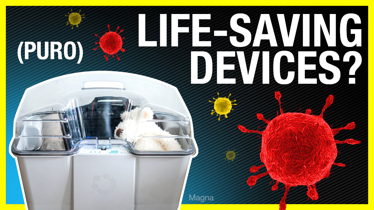 Magna might have ozone device that fights coronavirus — so what's the hold up?