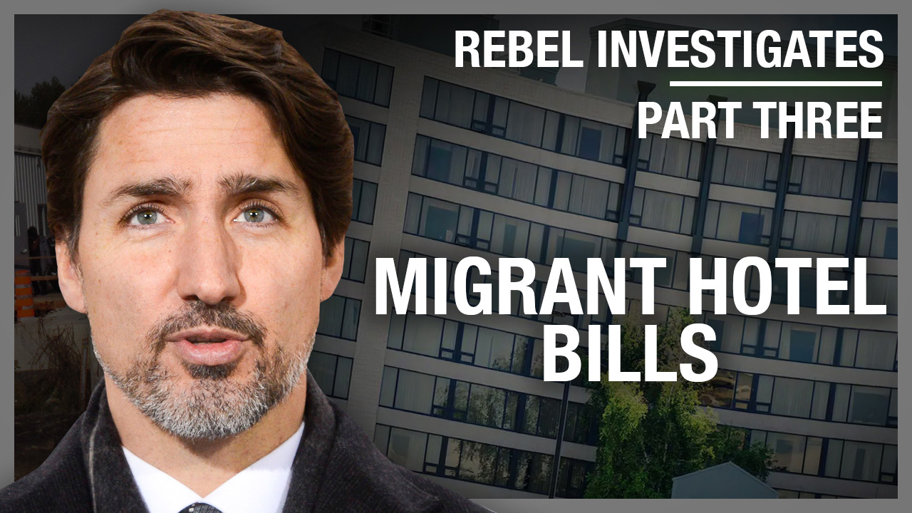 Millions spent on hotels in Ontario, Quebec and Newfoundland to house Trudeau's illegal migrants