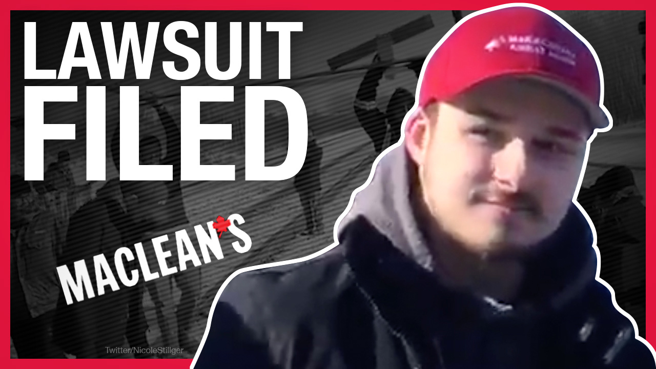 BREAKING: Alberta hero is suing Maclean's magazine for defaming him