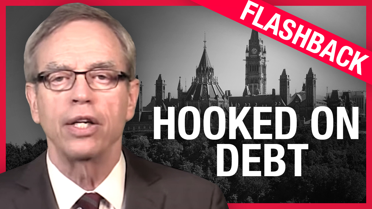 """(FLASHBACK) Ex-Finance Minister Joe Oliver: """"The day of reckoning is coming"""""""
