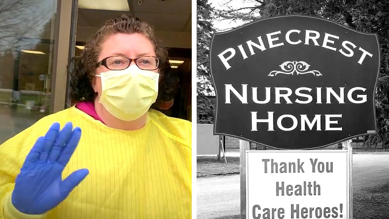 Canada's worst coronavirus outbreak: Investigating Pinecrest Nursing Home