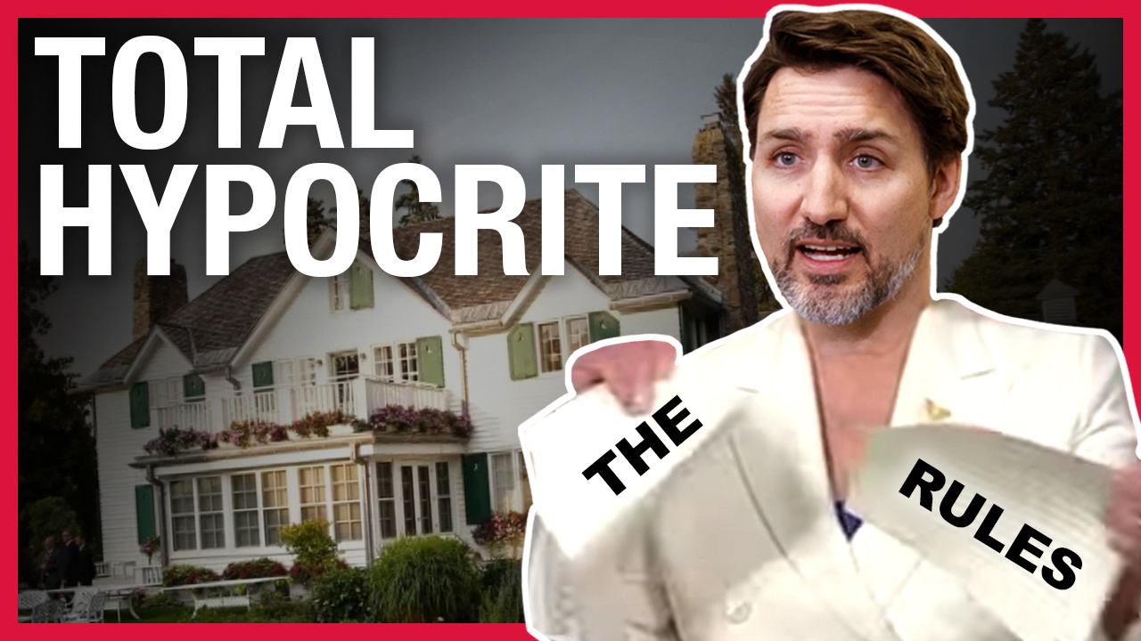 """Trudeau, CBC struggle to justify his Easter trip to the """"cottage"""" during lockdown"""