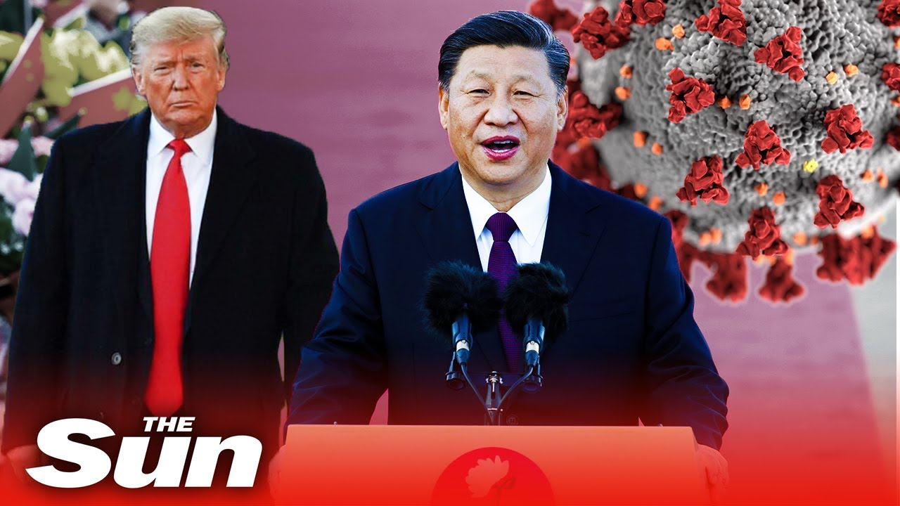 (WATCH) The Sun: How the West should respond to China's handling of COVID-19 as UK deaths reach 10k - Hot Take