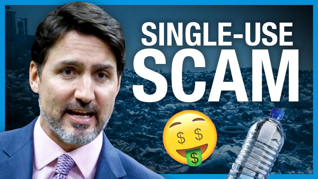"""""""Expensive scam"""": Trudeau's $8B plastics scheme includes 167 new recycling plants"""