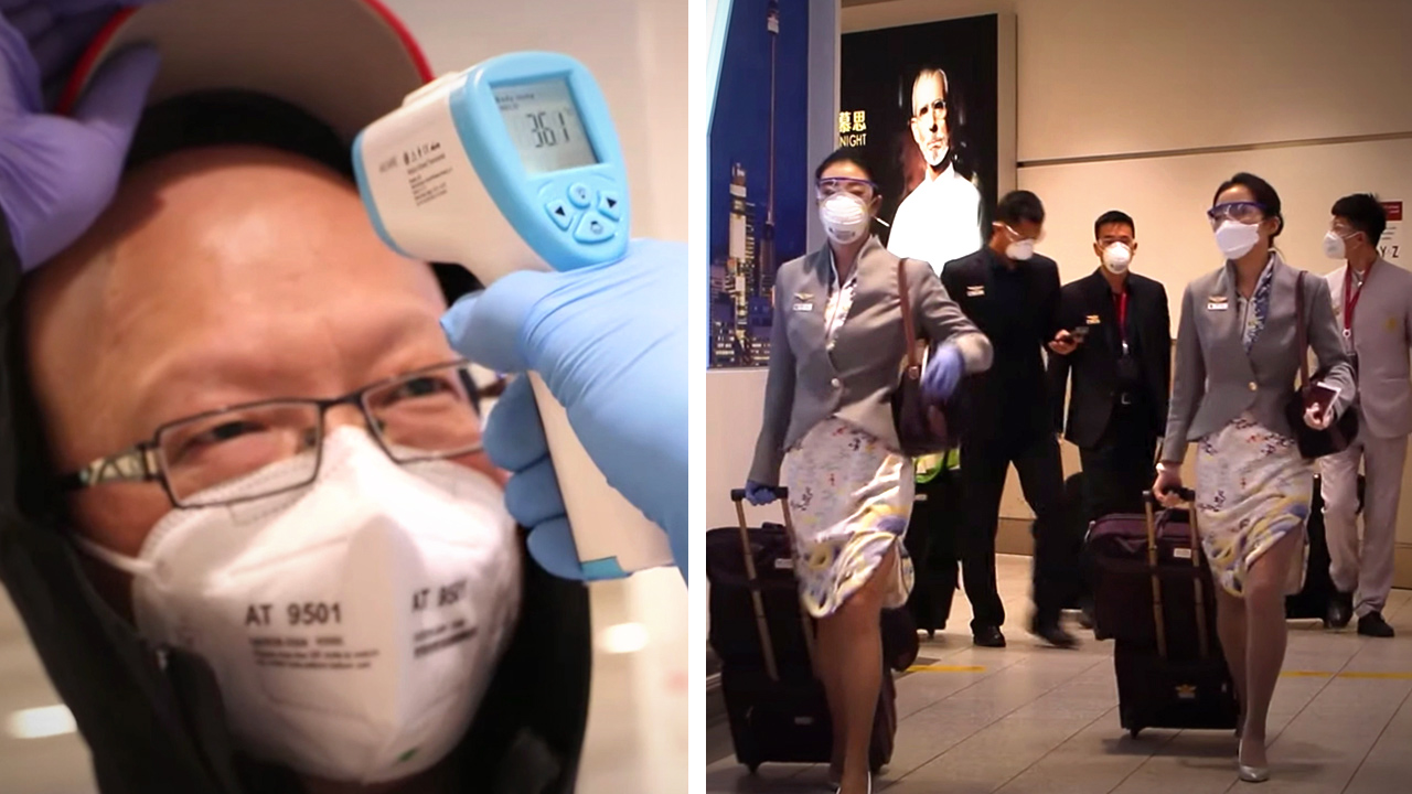 Rebel News screened Beijing arrivals with simple remote thermometer — Why doesn't Border Services?