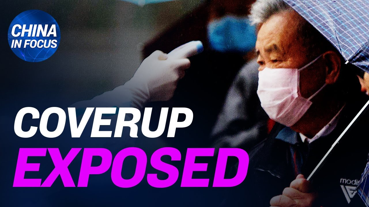 (WATCH) State media reveals regime's coverup of CCP virus; thousands waiting outside hospital amid pandemic