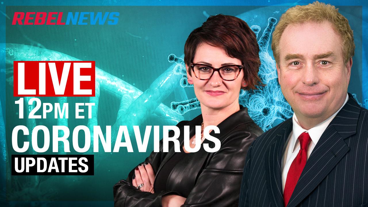 LIVE CHAT! Sheila and David's coronavirus updates