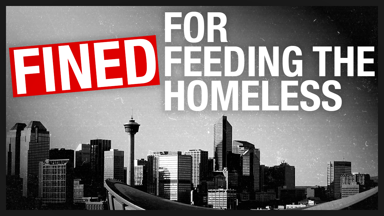 "Fight the Fines case #1 — ""Social distancing"" police fined a man $1,200 for feeding homeless people"