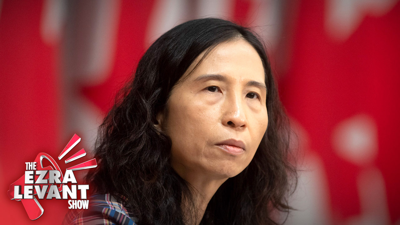 Was Theresa Tam part of China's WHO cover-up?