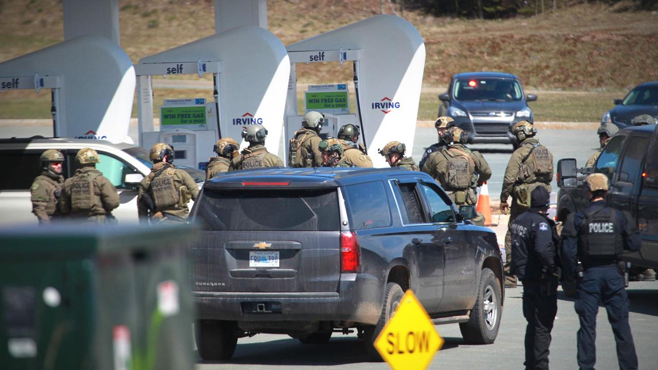 Nova Scotia mass shooter BANNED from owning guns after 2002 assault conviction