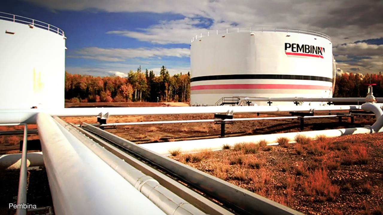 Alberta: Pembina Pipeline to lay off hundreds