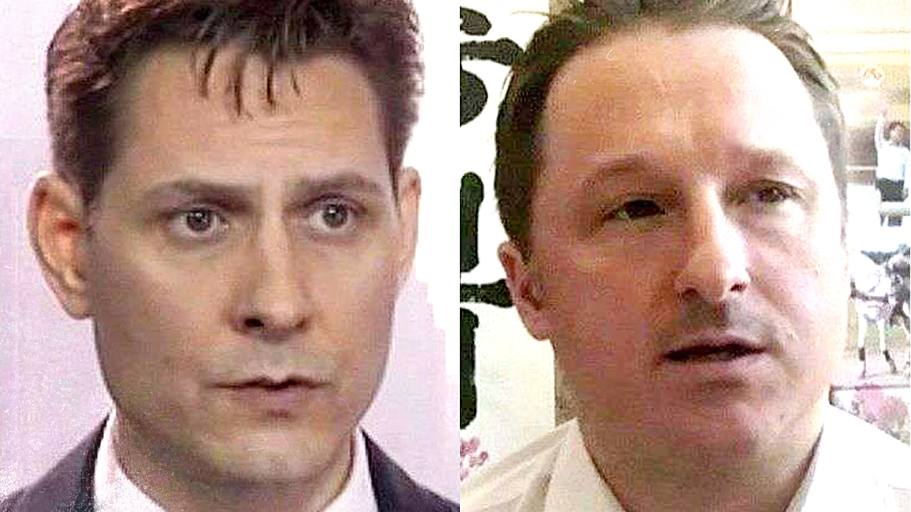Grim anniversary: Two Canadians imprisoned in China mark 500 days in captivity