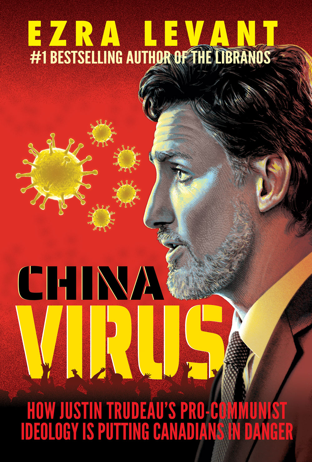 Book Cover - China Virus Book