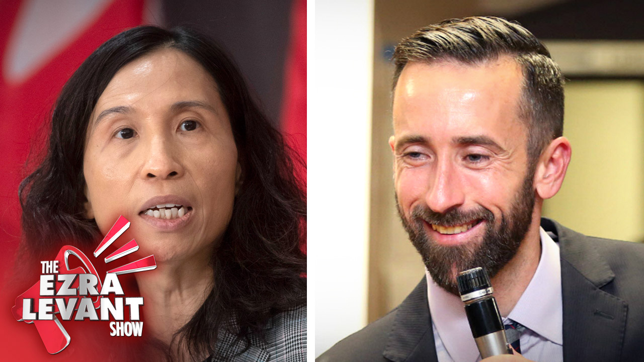 EXCLUSIVE: Derek Sloan on what happened after he criticized Dr. Theresa Tam's coronavirus response