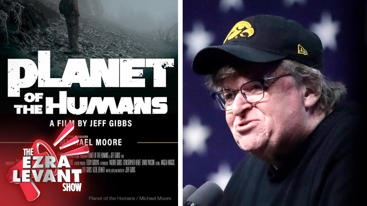Michael Moore sees the green energy scam for exactly what it is: Marc Morano reviews new documentary 'Planet of the Humans'
