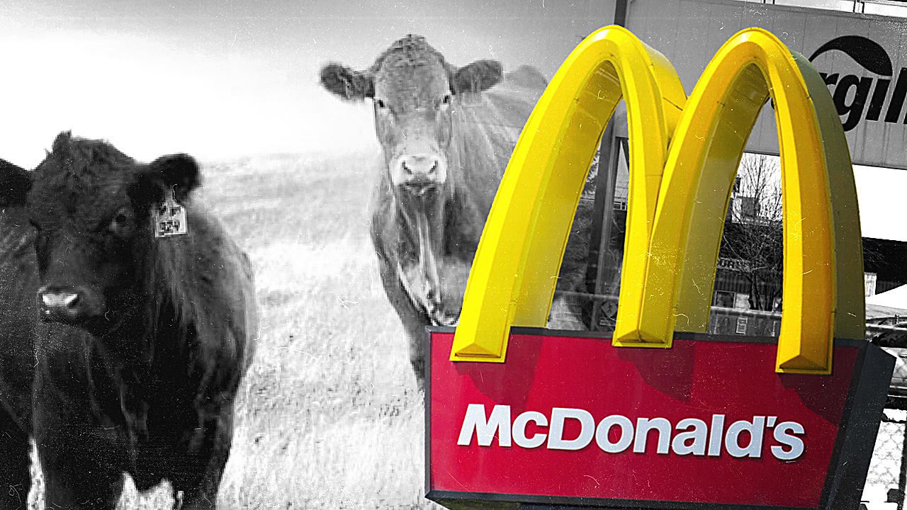 McDonald's Canada to start importing beef: Cargill's COVID-19 shutdown partly blamed