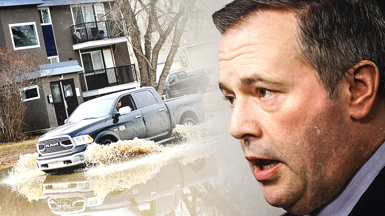Fort McMurray: Jason Kenney grants COVID-19 exemptions to fight flooding