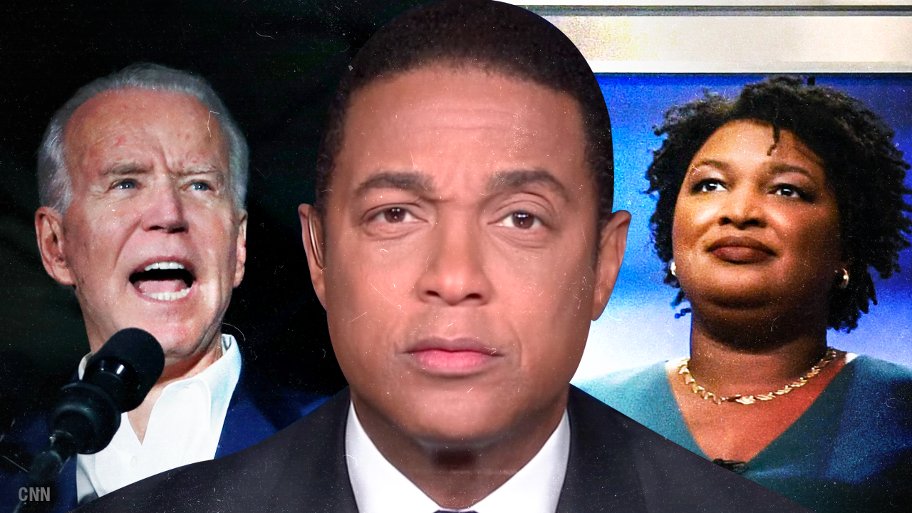 Even Don Lemon thinks the Democrats are hypocrites about Joe Biden