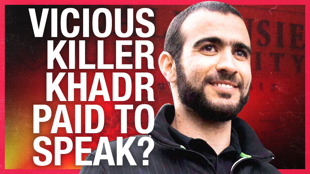Omar Khadr event at Dalhousie U: Was this $8,000 payment a speaker's fee for a convicted terrorist?