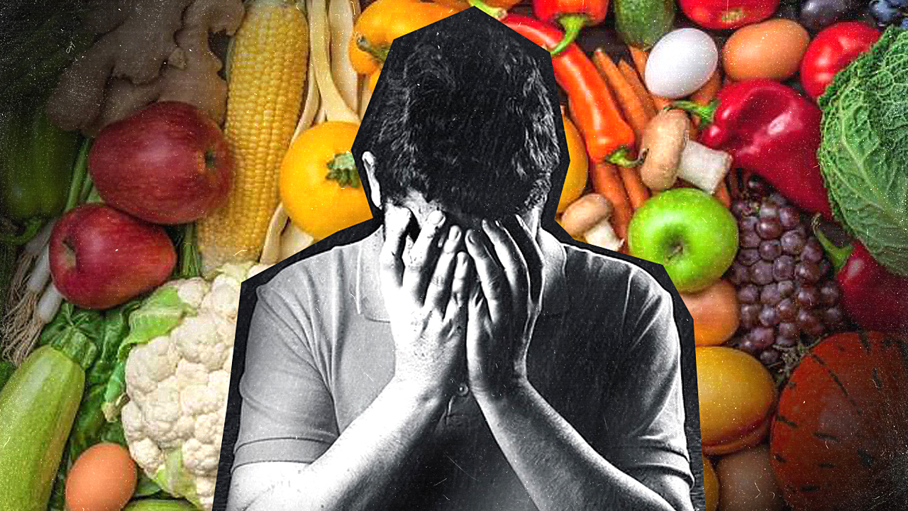 STUDY: Vegetarians more likely to be sad, take prescription drugs for mental illness