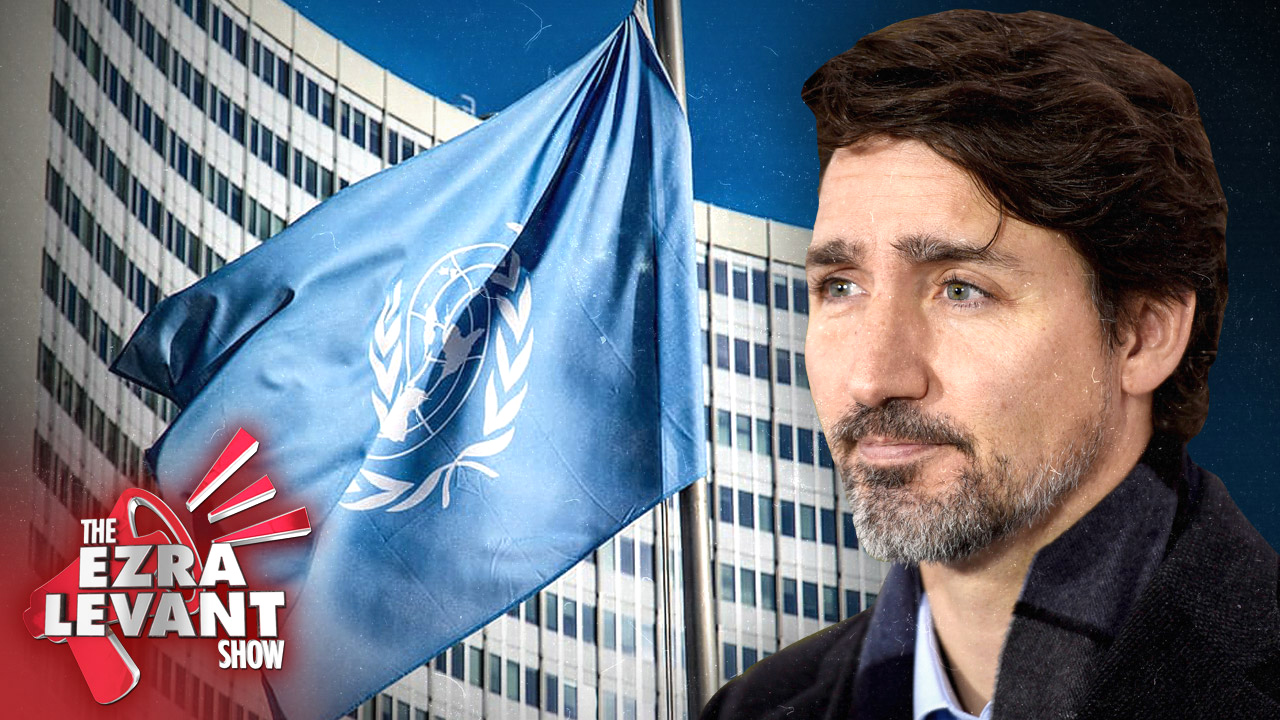 EZRA PREDICTS: Trudeau wants to be the next Secretary-General of the United Nations