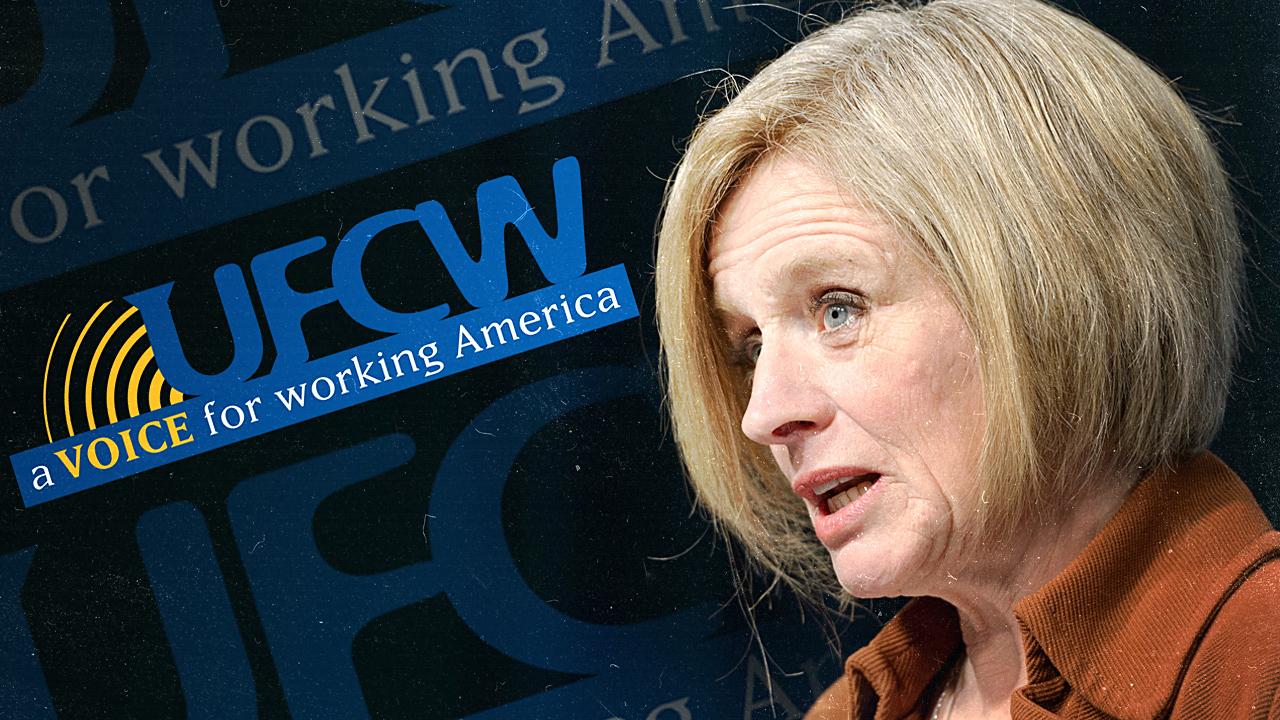 Union representing Cargill staffers paid Rachel Notley's leadership bills