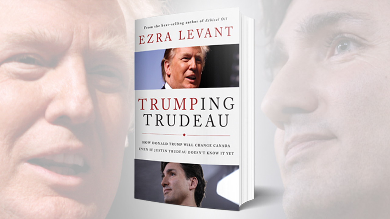 Trumping Trudeau Redirect