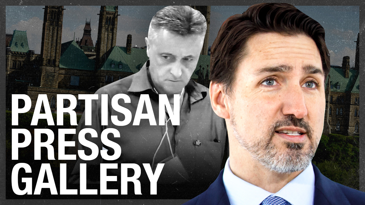 REVEALED: Trudeau's office decides which media outlets get to ask him questions
