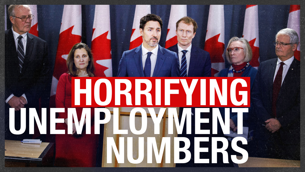 "Canada isn't working: ""Underutilization rate"" hides true job loss numbers"