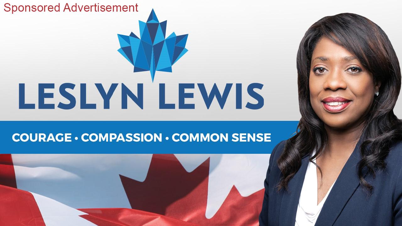 Leslyn Lewis Redirect