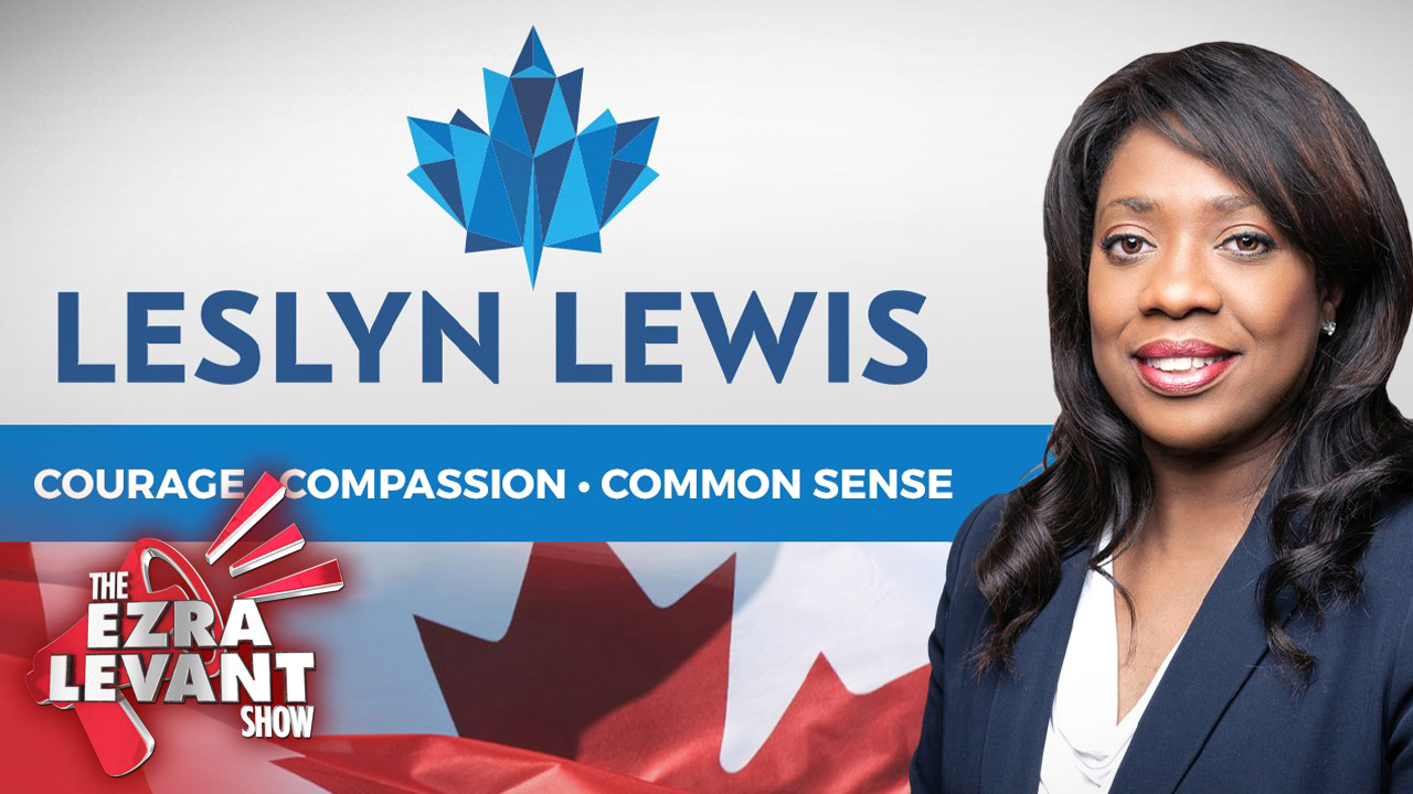 Dr. Leslyn Lewis on Alberta, China and free speech