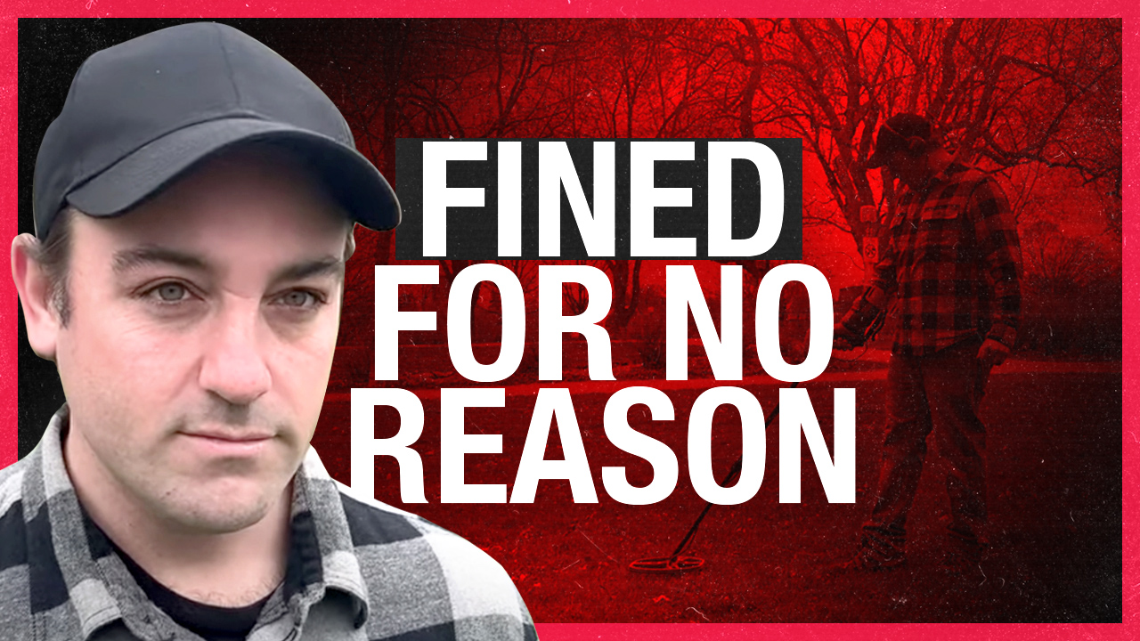 Fight the Fines case #9 — $880 ticket for using metal detector in Ottawa park