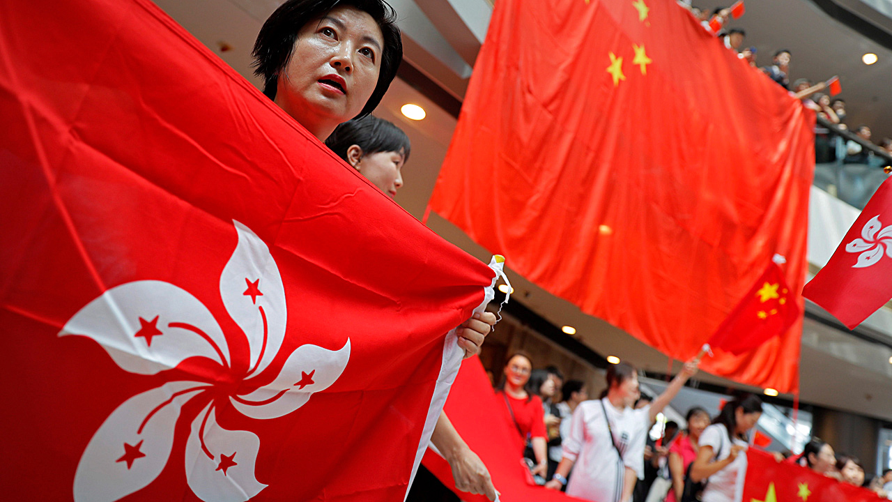 Hong Kong: New law may BAN disrespecting China's anthem