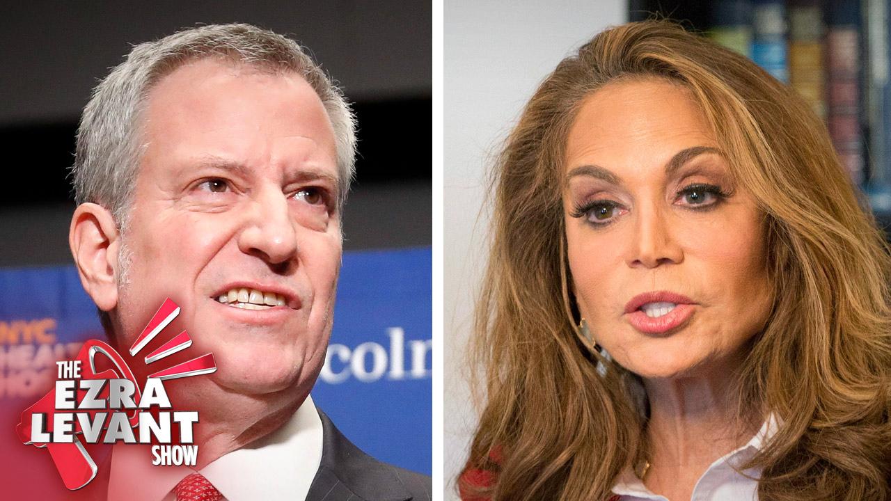 GELLER: Left wing media is threatening civil liberties in locked down NYC
