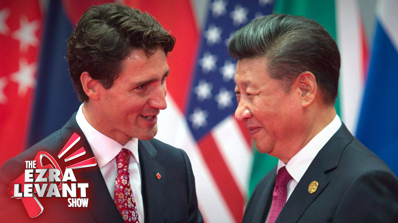Support for China plunges in a new Canadian poll