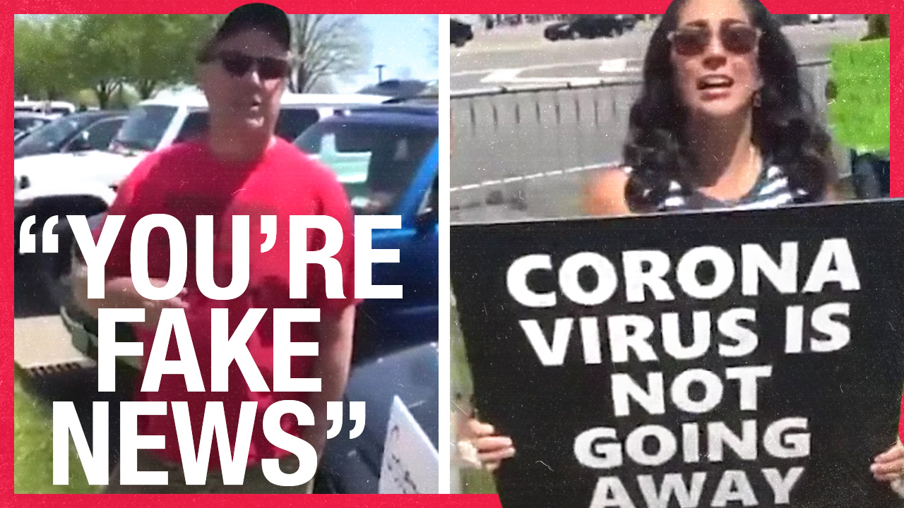 """Ezra reacts: """"Fake News Is Not Essential!"""""""