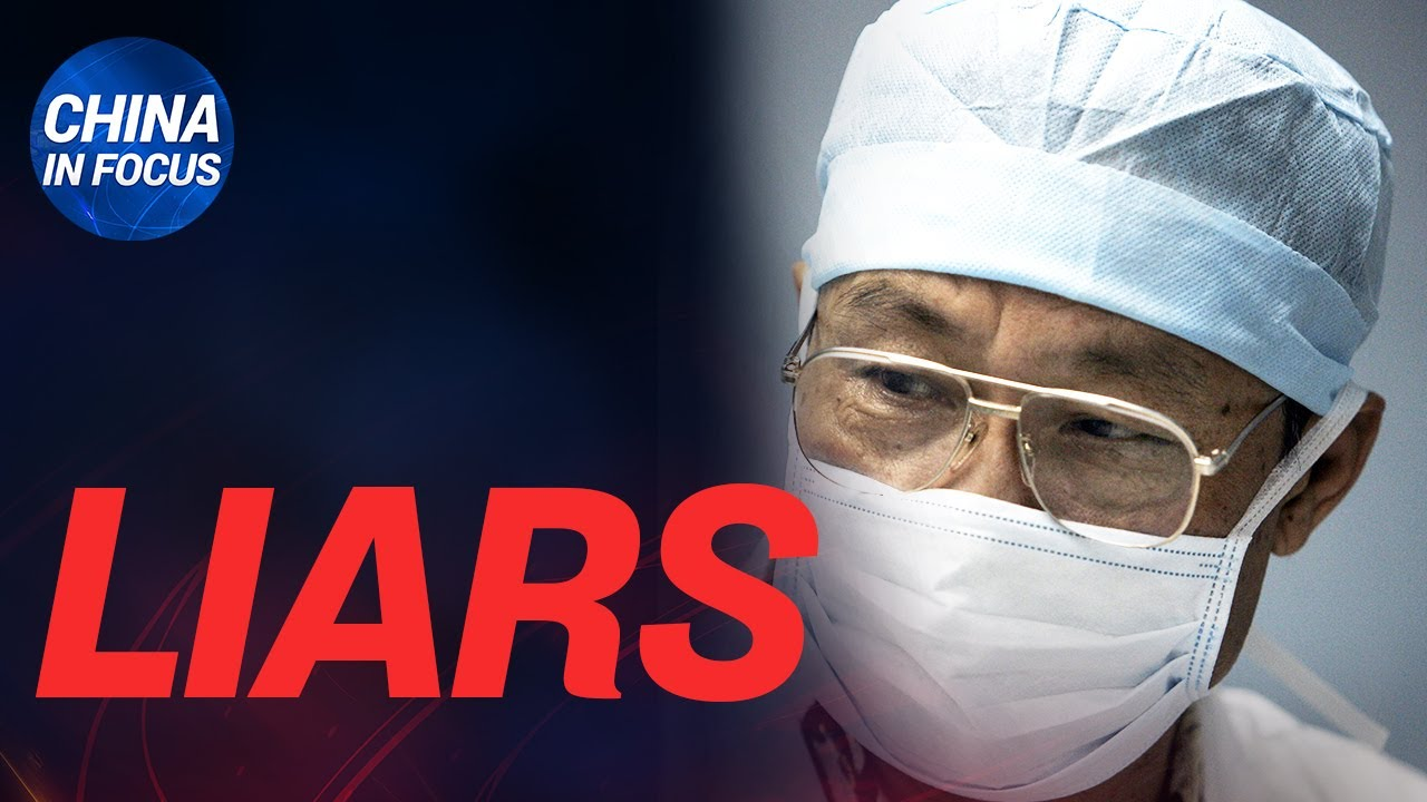 China admits Wuhan coverup; China promotes unproven virus treatment with record of fatal reaction