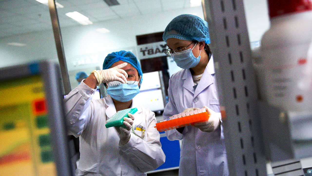 Study: Austrian researchers say COVID-19 could have been created in a lab