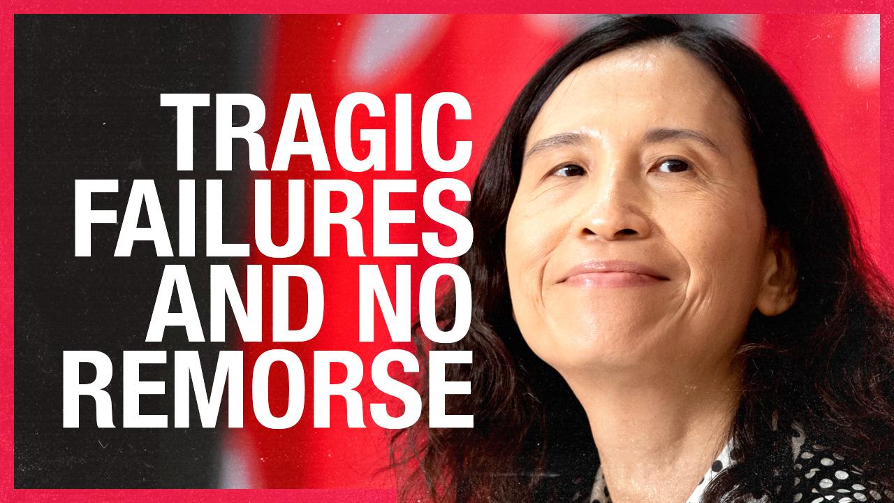 Canada's top health doc Theresa Tam admits: Should've closed borders earlier