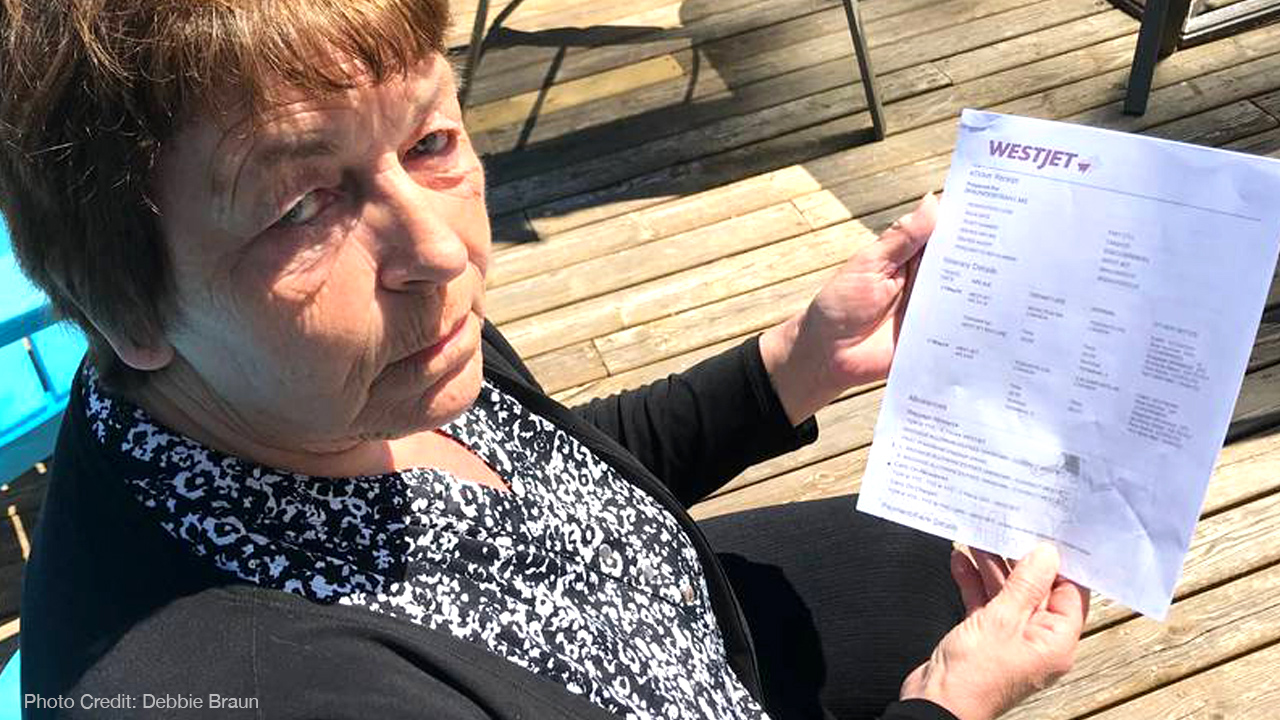 Nova Scotian turned away at New Brunswick border en route to Moncton airport