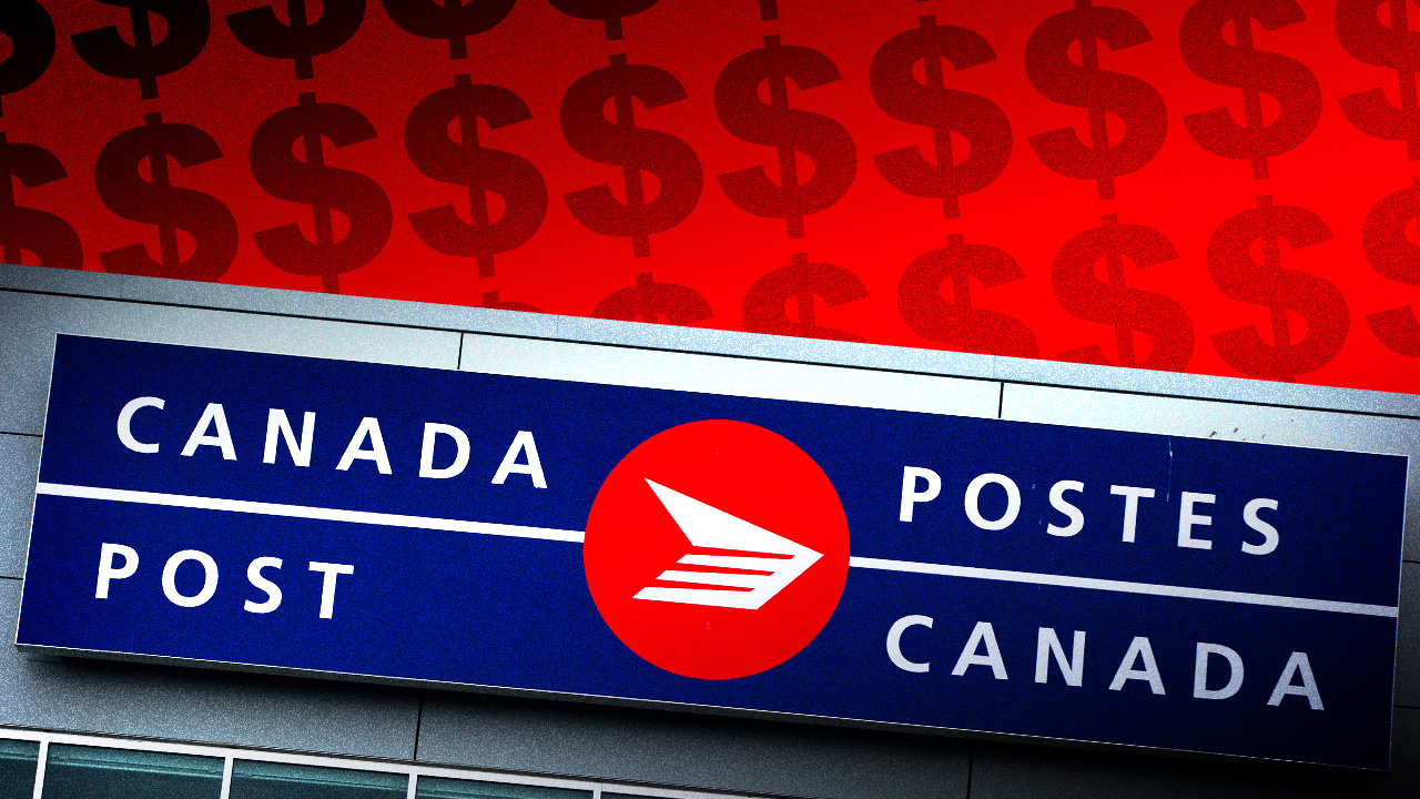 Canada Post announces $66 million loss in first quarter