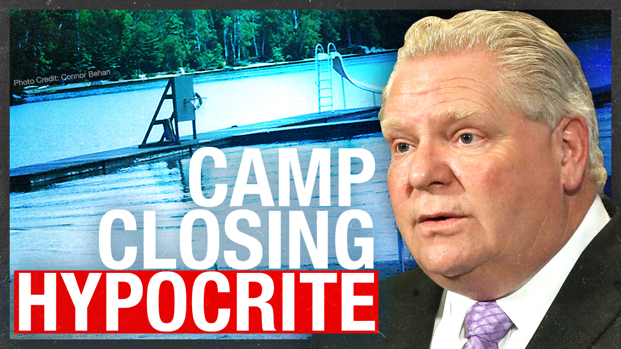 Ontario MUST re-open summer camps for kids!