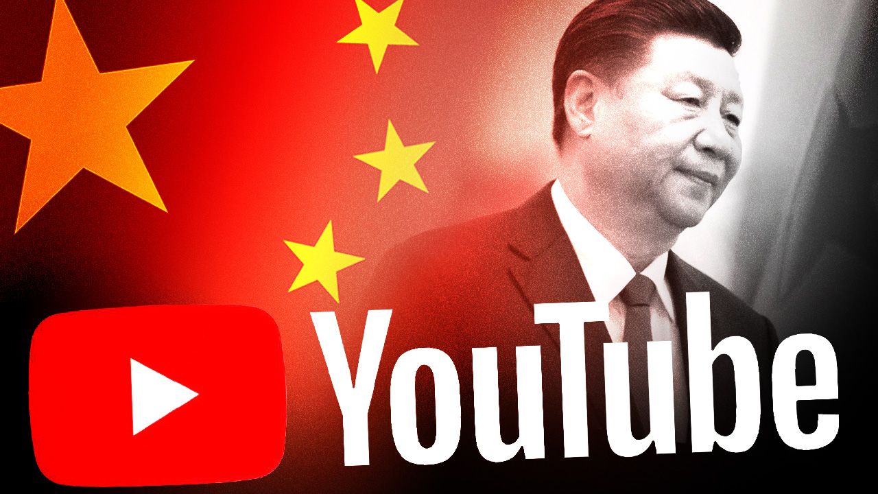 YouTube censors comments critical of China