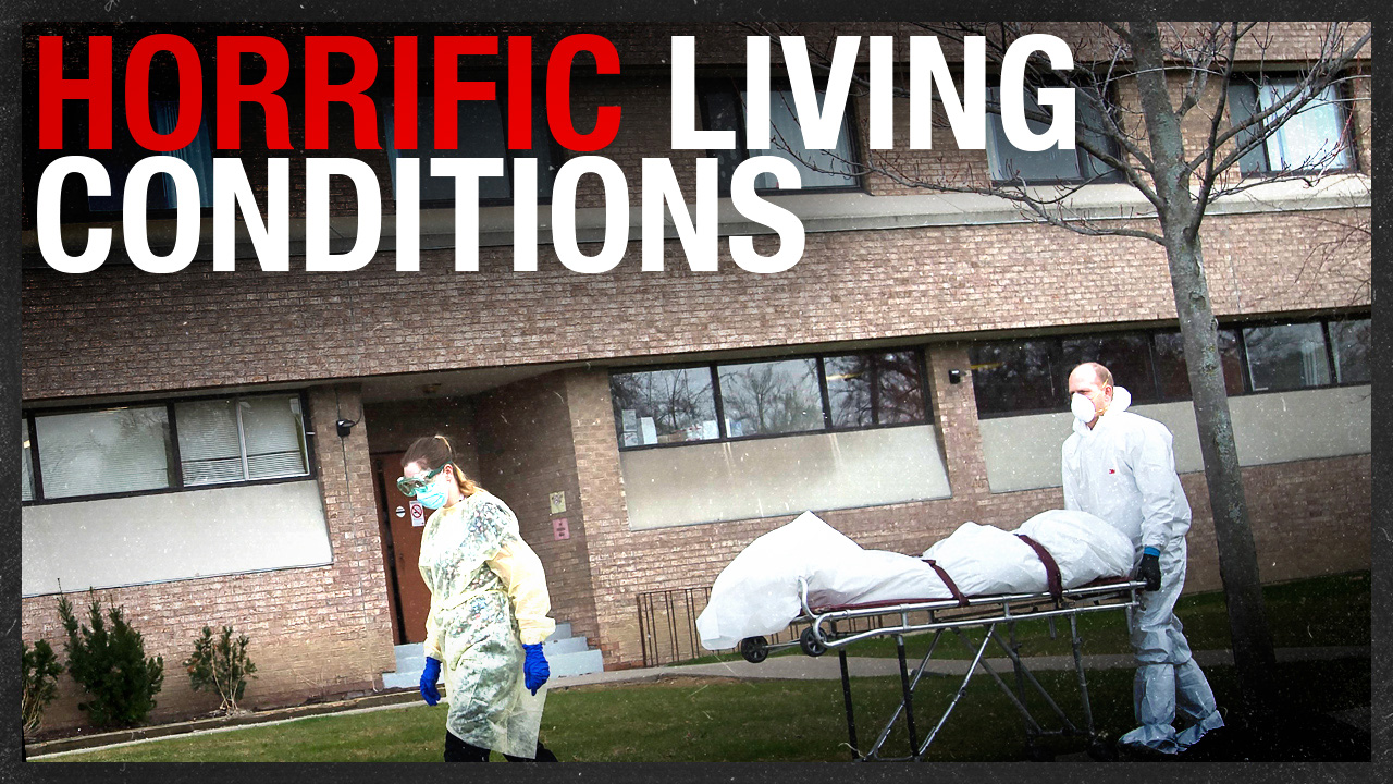 Canada's Armed Forces declare what we already knew: These nursing homes are appalling!