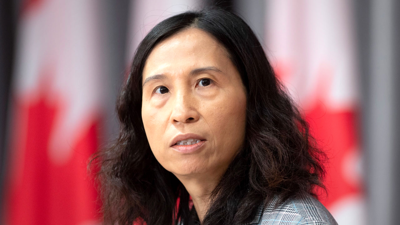 Theresa Tam: Overdose deaths are up, so don't do drugs alone