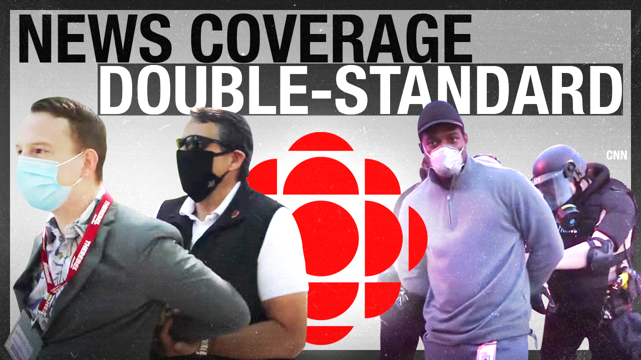 CBC reacts to RCMP dragging Keean out of Trudeau presser